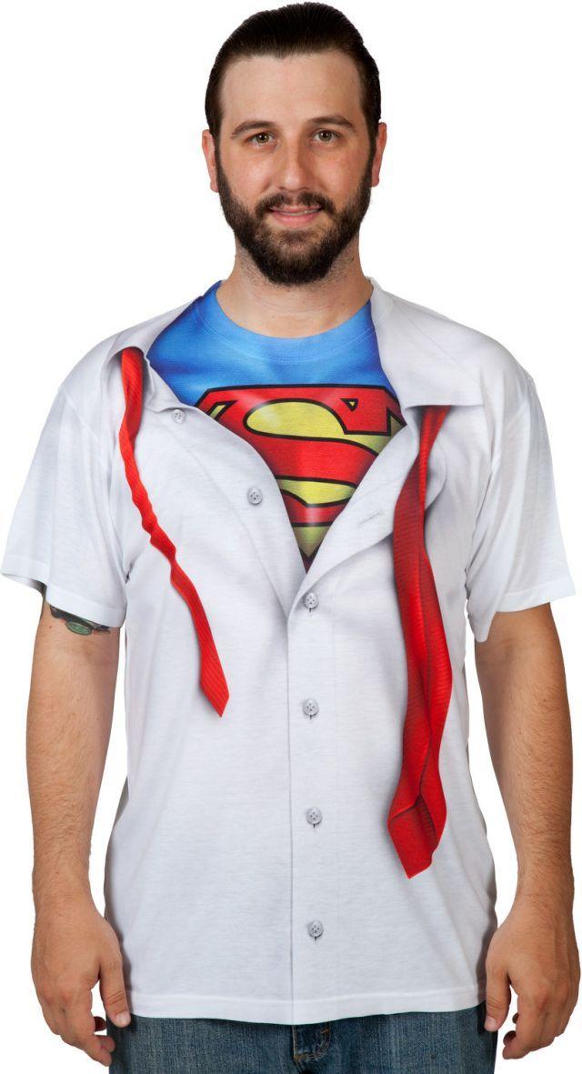 I am Superman Costume T-Shirt - Superman T-Shirt