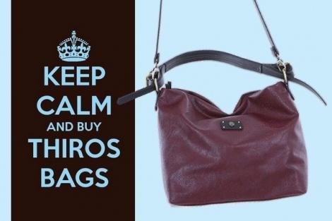 """Επωφεληθείτε της ευκαιρίας που σας προσφέρεται από τα επώνυμα είδη της """"Thiros"""" για να αποκτήσετε τα πιο μοδάτα αξεσουάρ, στη μισή τιμή!!!    Η προσφορά θα διαρκέσει μόνο έως την Δευτέρα 22 Οκτωβρίου 2012."""