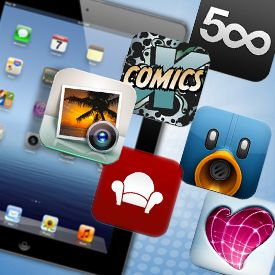 The 100 Best iPad Apps - Apple announcement 3-5-2012