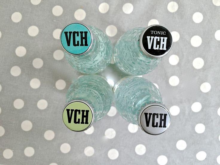Las nuevas botellas de Vichy Catalan vistas desde arriba | Flickr - Photo Sharing!