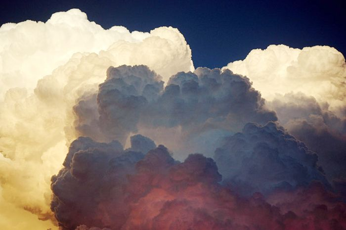 nature.: Photos, Popcorn, Lights, Sky Photography, Inspiration, Color Schemes, Night Photography, Beautiful, Storms Cloud
