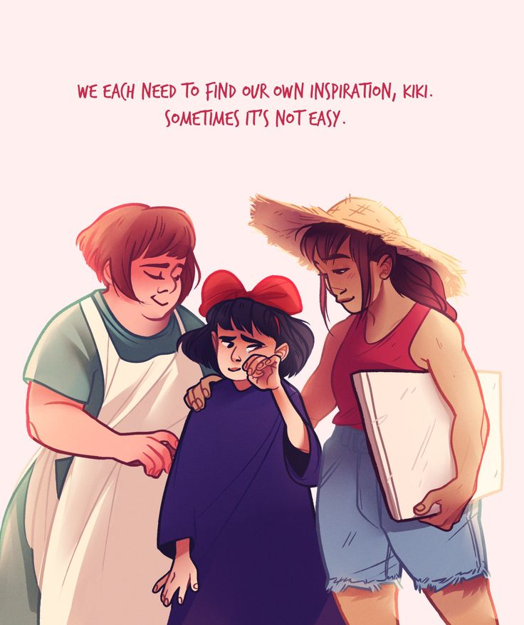 geniusbee: Kiki's Delivery Service is like Miyazaki giving you a gentle and supportive hug
