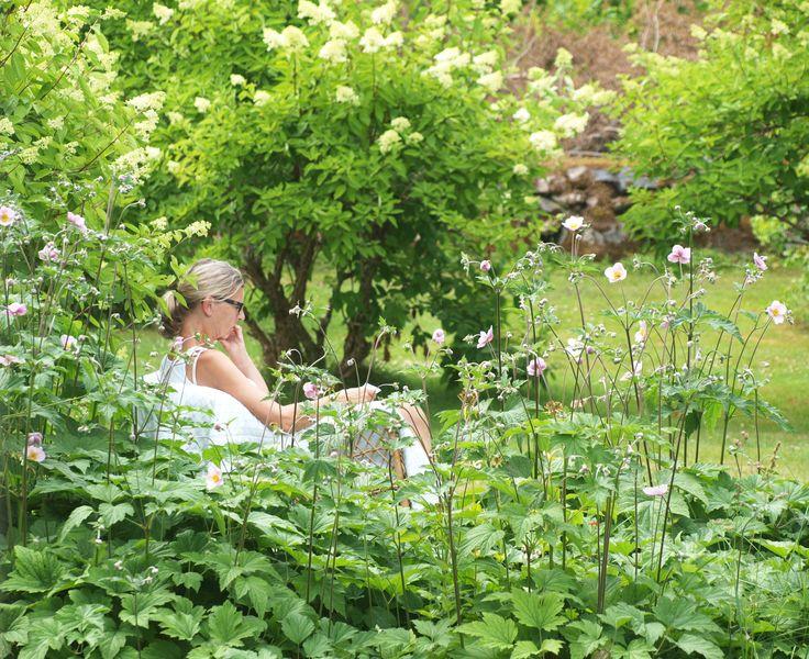 A Garden Break