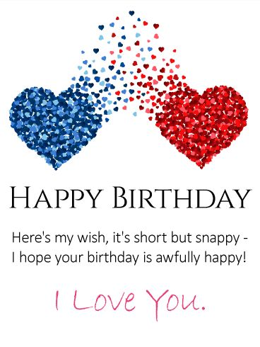 68 best birthday cards for husband images on pinterest happy to my beloved husband happy birthday card this birthday greeting for your hubby is bookmarktalkfo Images