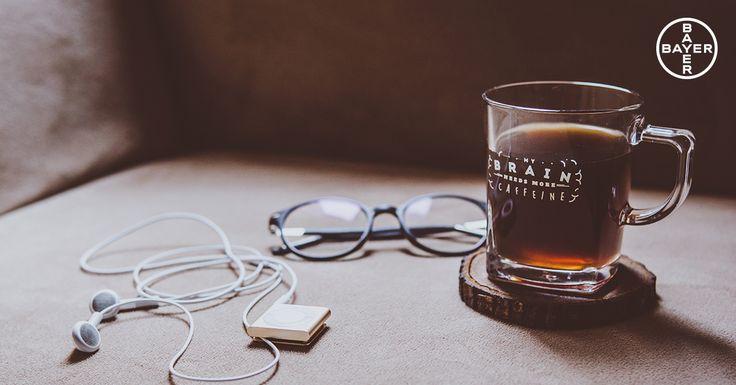 ¿Sabes por qué la cafeína es buena para que tu cerebro rinda más? Acentúa tu capacidad de atención y concentración, y por eso reduce la sensación de sueño. Te lo contamos en este post. ¡Que tengas un feliz y atento día del Café! :)