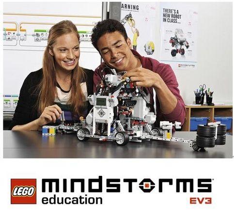 教育版レゴマインドストーム EV3    教育現場だけではなく企業が研修目的でも使用する