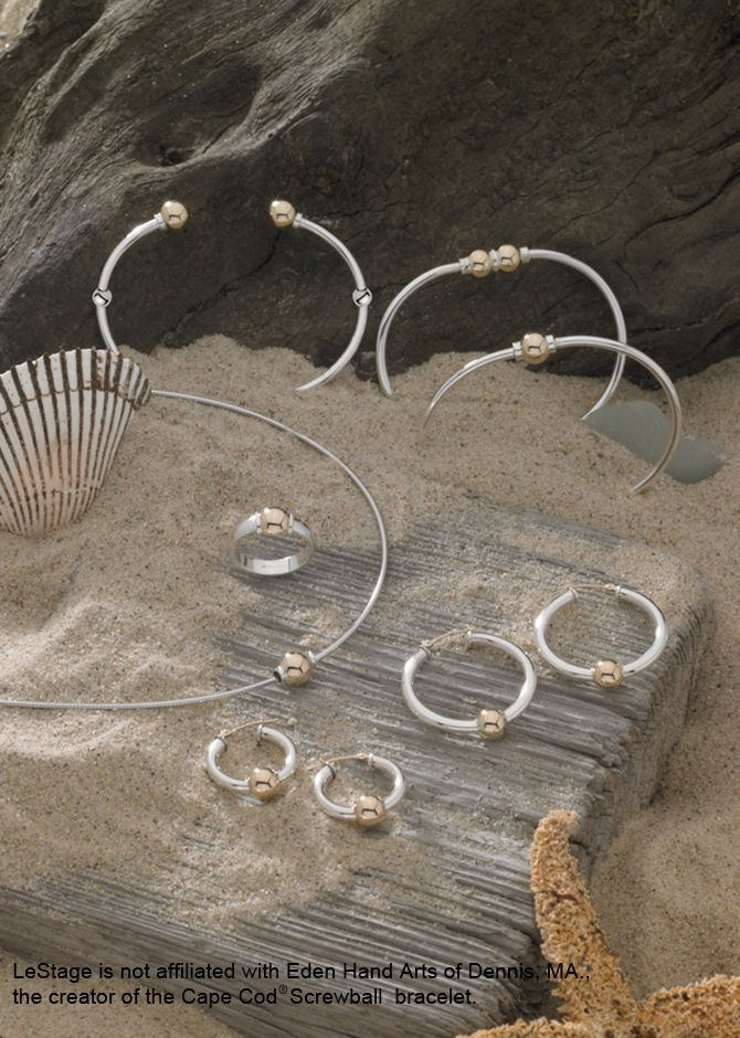 Various items from the Cape Cod Jewelry® collection