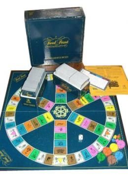 Trivial Pursuit: I was really good at this except for the Sport category...............