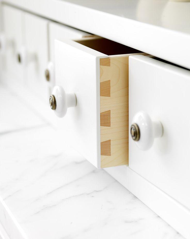 Skandinavisch Wohnen, Küche, Skandinavischer Stil, Landhaus, Landhausstil,  Weiß, Weiße Küchenschränke
