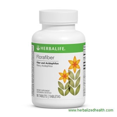 "Herbalife Florafiber: Replenish intestinal flora and help promote intestinal health with fiber and ""friendly"" bacteria.* Fiber-poor diets can promote fat absorption and slow weight loss, allowing intestinal yeast and fungus growth. A Florafiber tablet introduces lactobacillus acidophilus, a ""friendly"" bacteria for healthy colon function.* INFO & Online Shop http://www.goherbalife.com/HealthyLivingInPA"