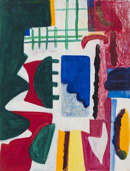 Shirley Jaffe, 'Untitled (#36),' , Tibor de Nagy