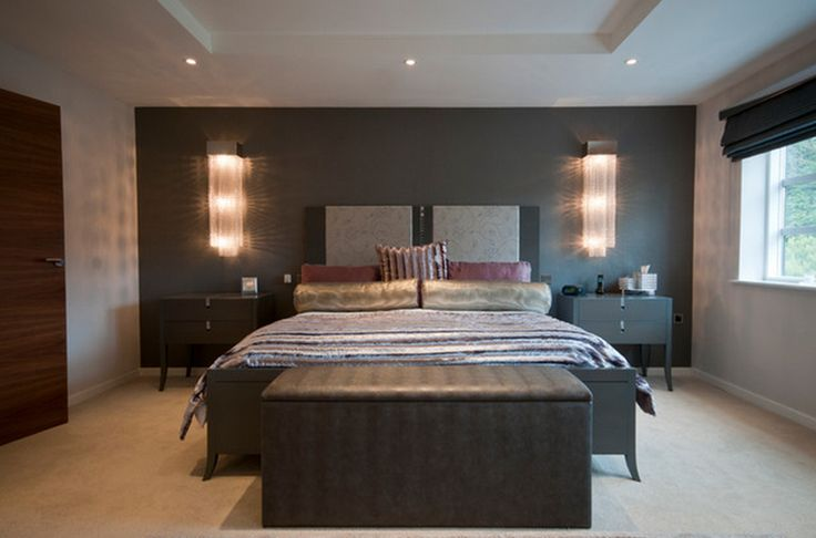 Schonbek Lighting | Swarovski | Riviera Collection. Contemporary BedroomModern  BedroomsMaster ...