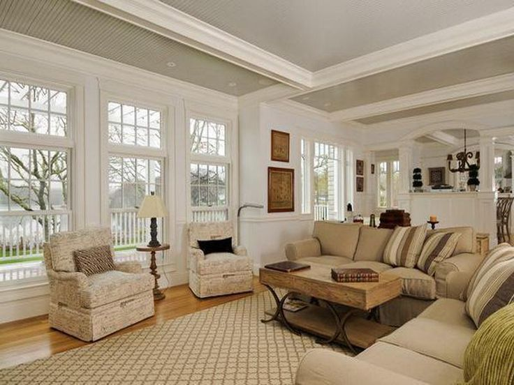 Cottage living room decor cottage style decorating ideas for Living room design styles