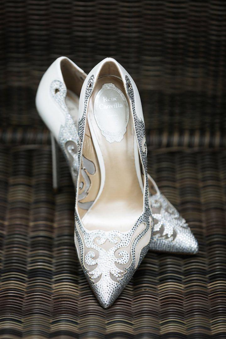 Wedding shoes idea; Featured photographer:  Aevitas Weddings