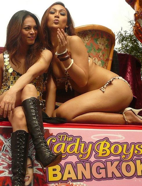 #EdinburghFringe: Ladyboys of Bangkok  http://www.whatsontickets.com/The-Ladyboys-of-Bangkok.asp