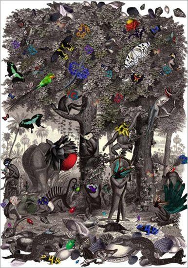 Inky Dinky Dark Wood - KRISTJANA S. WILLIAMS