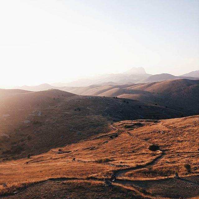 Such an enchanting region. So sorry to hear the news this morning. Be strong, Abruzzo ❤❤❤ #Abruzzi #Abruzzo #Italy #Italia #WhatItalyIs #RoccaCalascio #Calascio #LiveFolk #LiveAuthentic #Vsco #IgersAbruzzo #Vscocam #Travel #Explore #Hiking #VscoItaly