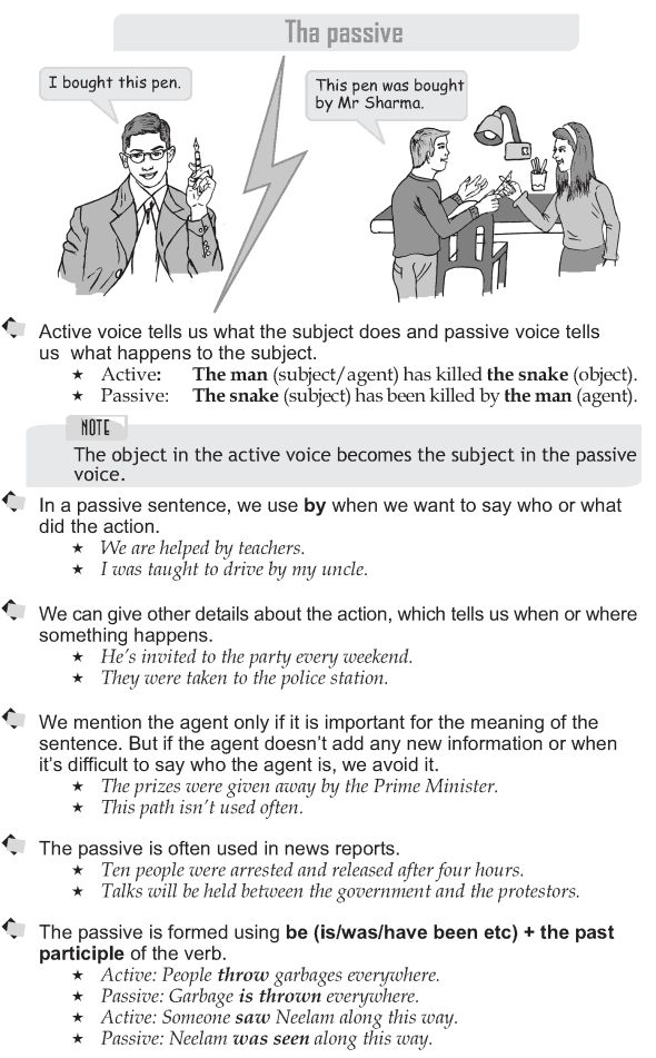 the passive voice in essay writing is when we In the passive voice,  passive voice examples & exercises – present / past   passive voice: use the passive voice is used when: we do not know who did the.