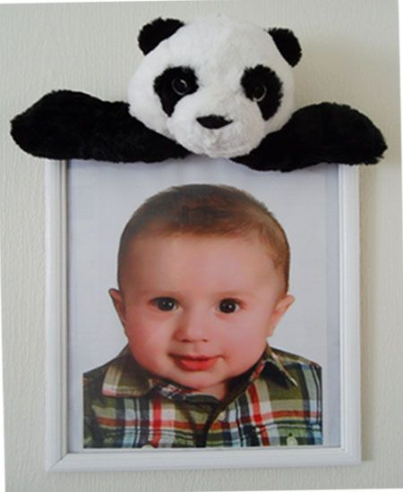 Photo frame for children