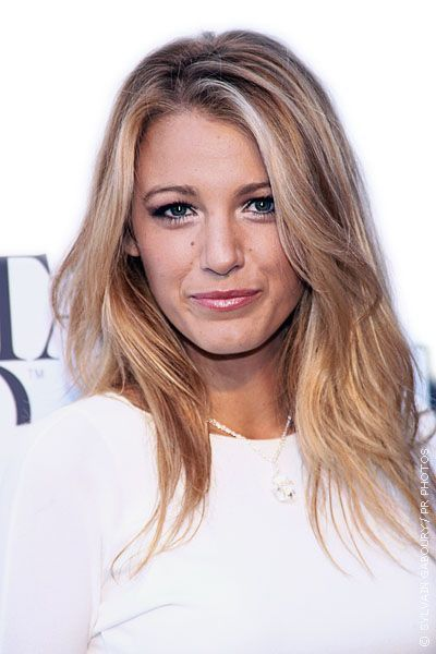 Beauty Blonde Long Layered Hairstyles For Women From Blake Lively ...