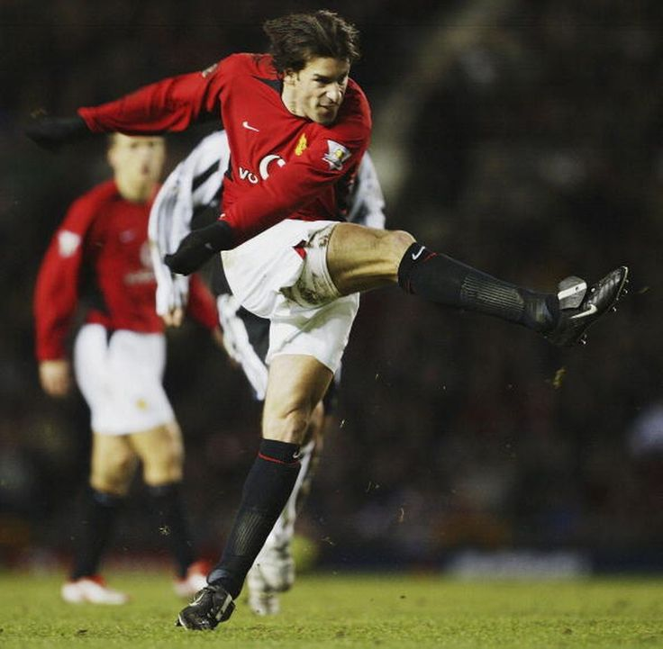 Ruud van Nistelrooy - £19m from PSV - Became a huge hit and was the Premier League top scorer and player of the year in 2003. 9