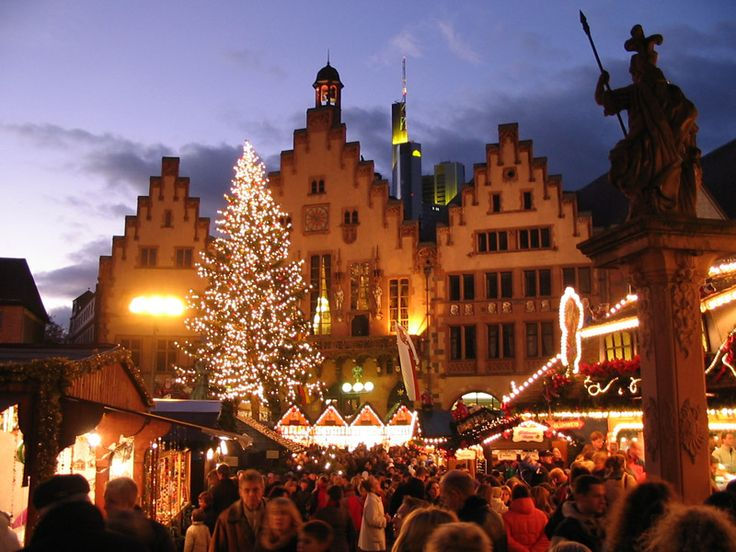 As mais bonitas Feiras de Natal da Alemanha!!!