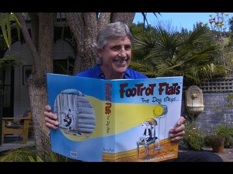 Murray Ball, Footrot Flats cartoonist, dies at 78 - YouTube