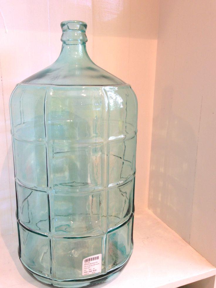 grote glazen fles loods5  leenbakker woonideeen  Pinterest  Van