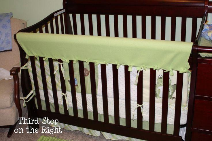 Crib protector