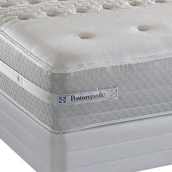 Full Sealy Posturepedic Cooper Mountain Firm Mattress By 594 00 The