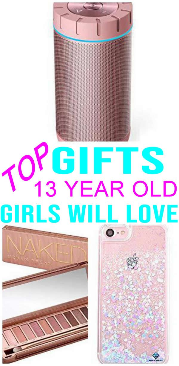 TOP Gifts 13 Year Old Girls Will Love The Ultimate Gift Guide For A 13th Birthday Or Christmas From Cheap To Expensive Ideas That Yr