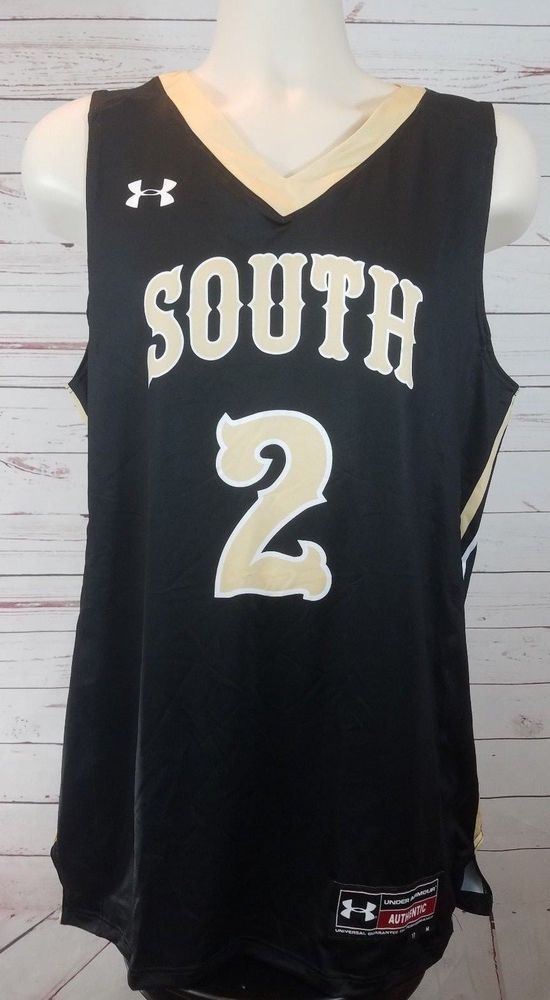 Under Armour Unisex South Basketball Jersey Size Medium  Underarmour   Jerseys ae05027eb