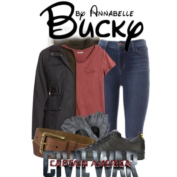 CIVIL WAR!! - Bucky Barnes