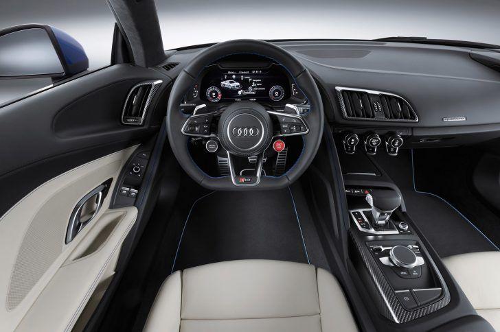 2018 Audi Q8 Dashboard