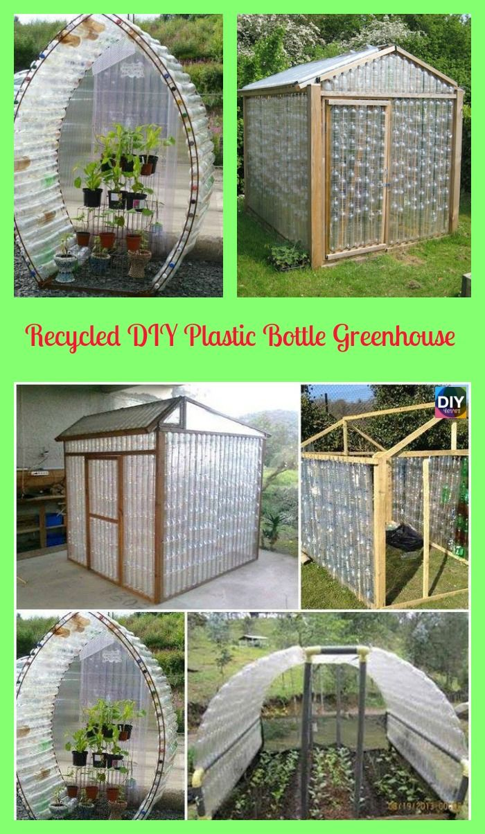 Recycled Diy Plastic Bottle Greenhouse Plastic Bottle Greenhouse Greenhouse Diy Greenhouse
