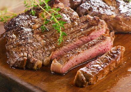 Civitanova M.: Menù di carne e prelibatezze con affettato nostrano, primo, tagliata prestigiosa, dolce e bevande...a soli 38 € a coppia