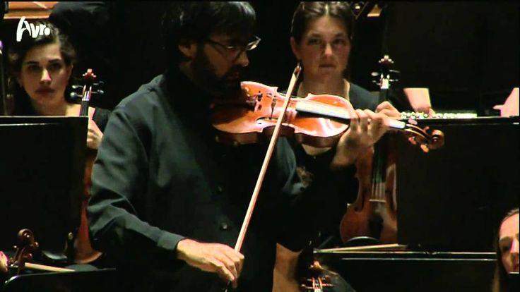 Kavakos - Tchaikovsky - Violin Concerto - Movt. I