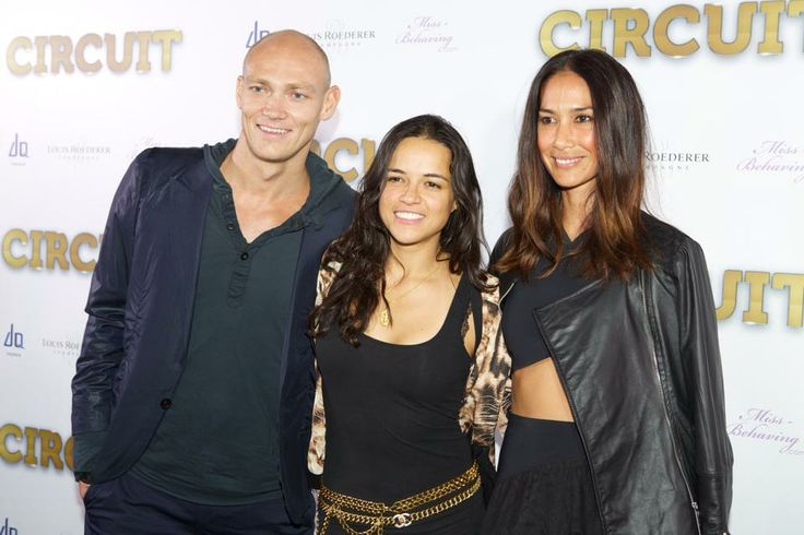 2014 GP F1 After Party- Circuit Lounge at Club 23 feat Michelle Rodriguez