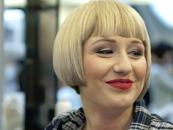 Unique Short Hairstyles: 17 Best Images About Hair On Pinterest