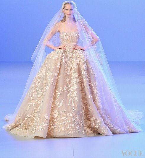 Лучшие выходы невест Elie Saab