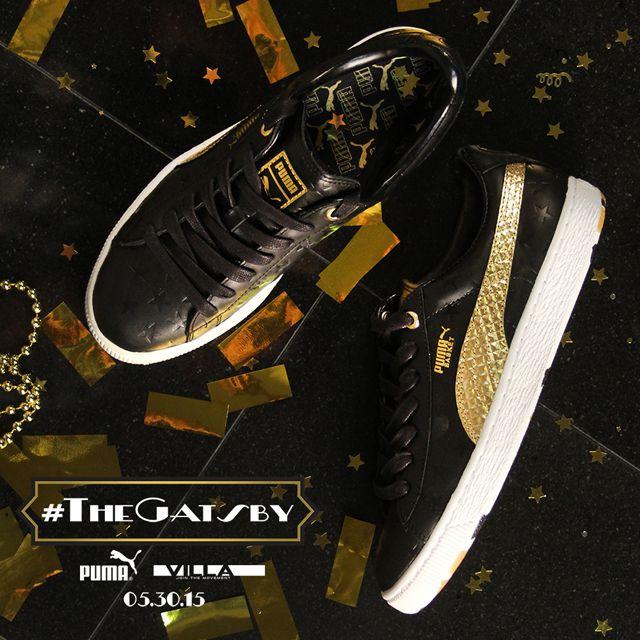 VILLA x PUMA BASKET (THE GATSBY) - Sneaker Freaker