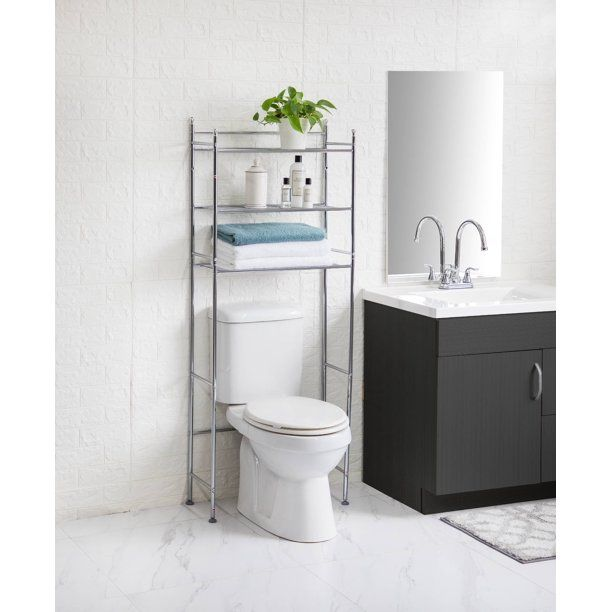 Udear 3 shelf bathroom space saver