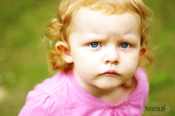 child, dziecko, ruda dziewczynka, girl, red-haired girl