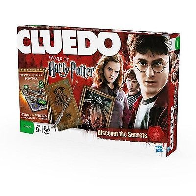 Clue - Harry Potter Edition. Free Shipping