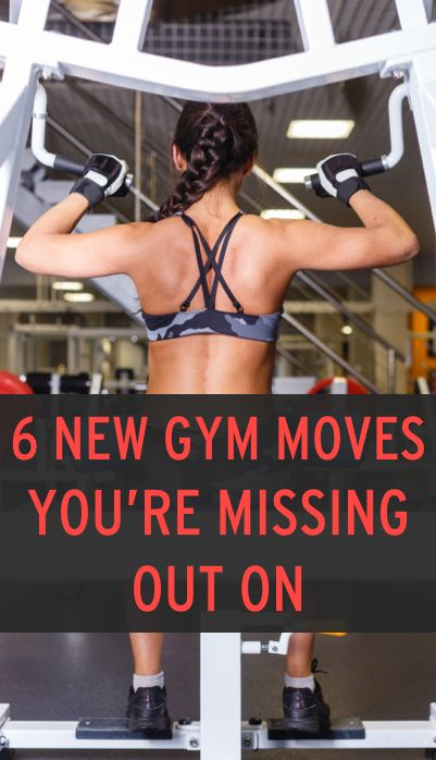 6 new gym movies you're missing out on