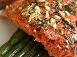 Salmon Panggang Bumbu Daun Ketumbar