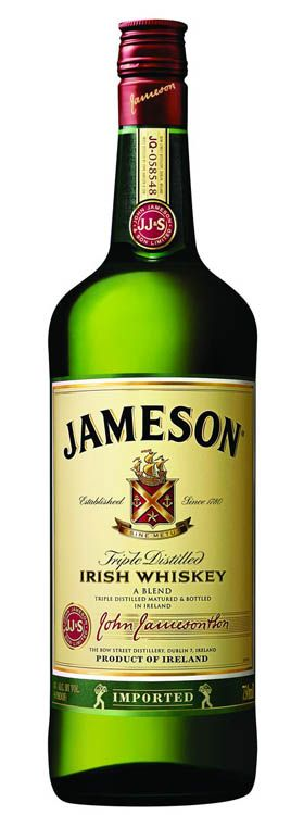 Jameson Irish Whiskey: Did you know Sine Metu is Latin for 'without fear?' According to Jameson, it is the family motto and was awarded to them back in the 1500s for battling pirates on the high seas. John Jameson is, of course, better known for triple-distilling what Jameson calls the smoothest, most perfectly balanced whiskey.