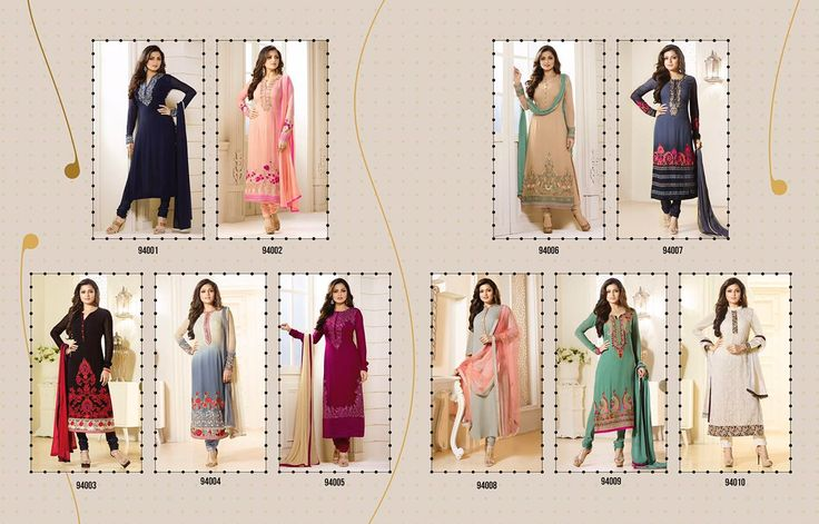 #Online #Buy Latest #Navratri #collection of #Bollywood #Madhubala #DrashtiDhami #NityaSuit94 #LtFabrics #WeddingSuit #GeorgetteSuit here online huge collection with best rate... (cat - as-nityasuit94)