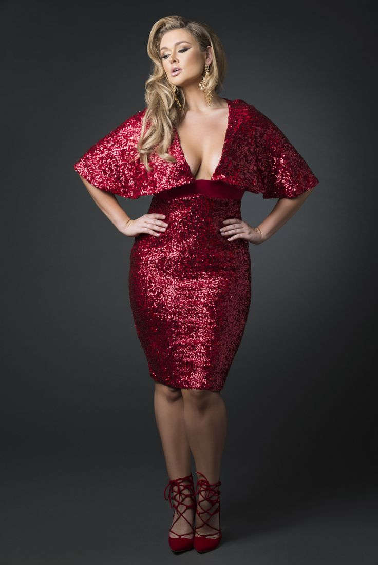 The Curvy Fashionista | The Z By Zevarra Plus Size Designer Holiday Collection! | The Curvy Fashionista