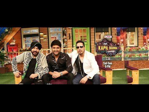 The Kapil Sharma Show   4th December 2016   Daler Mehndi&Mika Singh  Epi...